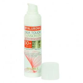 Froika, Hyaluronic Silk Touch Sunscreen Tinted SPF50+, Αντηλιακή Προσώπου Με Χρώμα, 40ml
