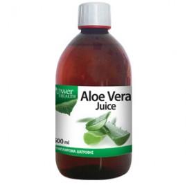 Power Health Aloe Vera Juice Φυσικός Χυμός Αλόης 500ml