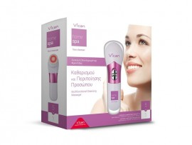 Vican Home Spa Face Cleanser 5 in 1 Συσκευή Καθαρισμού Και Περιποίησης Προσώπου