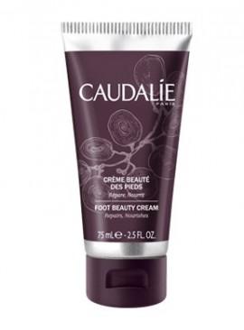Caudalie Foot Beauty Cream, Κρέμα Θρέψης Ποδιών 75ml