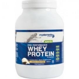 My Elements High Performance Whey Protein Vanilla, Πρωτεΐνη από 100% Ορό Γάλακτος με Γεύση Βανίλια 900gr