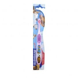 Elgydium Kids Toothbrush Ice Age 2-6 Ετών Ροζ 1τμχ