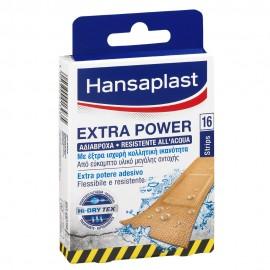 Hansaplast Extra Power Strips 16τμχ