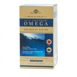 Solgar Wild Alaskan Full Spectrum Omega™ , 120 Sofgels