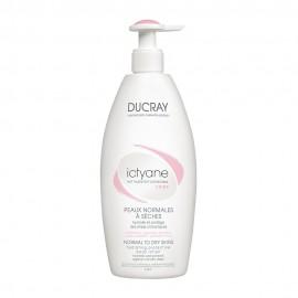 Ducray Ictyane Lait Hydratant Protecteur,  Ενυδατωση για Πολύ Ξηρό & Αφυδατωμένο Δέρμα 500ml