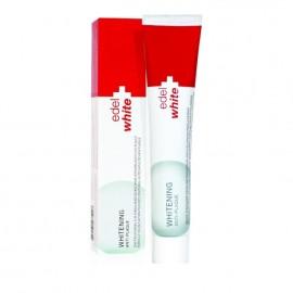 Edel White Whitening Anti-Plaque Λευκαντική Οδοντόκρεμα 75ml