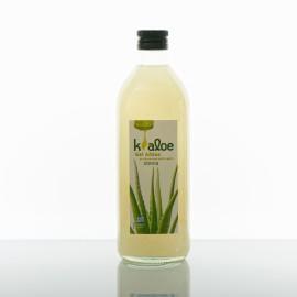 Kaloe Gel Φυσικός Χυμός Βιολογικής Αλόης με Στέβια  1Lt