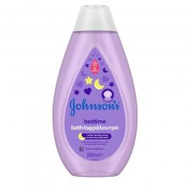 Johnson & Johnson Baby Bedtime Bath 500ml