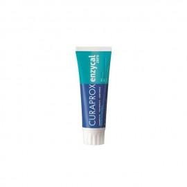 Curaprox Enzycal Zero Οδοντόκρεμα Χωρίς Φθόριο και Μέντα 75ml