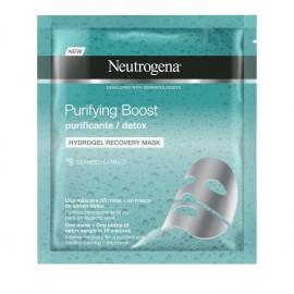 Neutrogena Skin Detox 100% Hydrogel Mask 30ml