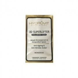 Hydrovit 3D Superlifter Hyaluronic Acid, Αντιγηραντικός Ορός Σε Μονοδόσεις 7 Monodoses