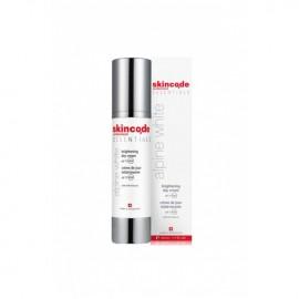Skincode Essentials Alpine White Brightening Day Cream SPF15, Ελαφριά Κρέμα Ημέρας για Πανάδες/Κηλίδες 50ml