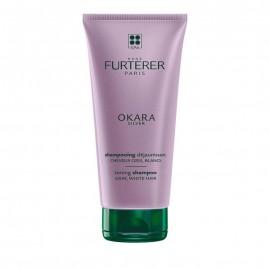 Rene Furterer Limited Edition Okara Silver Tonic Shampoo, Σαμπουάν Κατά του Κιτρινίσματος των Μαλλιών 250ml
