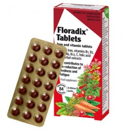 Power Health Floradix Tablets 84 ταμπλέτες