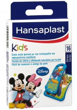Hansaplast Mickey & Friends Kids Παιδικά Τσερότα 16 Strips