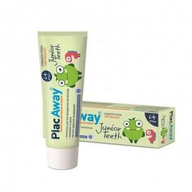 Omega Pharma Plac Away Junior Teeth, Παιδική Οδοντόκρεμα 6 Ετών+, 50ml
