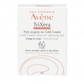 Avene Trixera Υπερλιπαντική Πλάκα Καθαρισμού για Πρόσωπο και Σώμα, Ξηρό/Πολύ Ξηρό 100gr