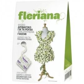 Power Health Fleriana, Φυσικό Αρωματικό για τα Ρούχα με Εκχύλισμα Γιασεμί 3τμχ