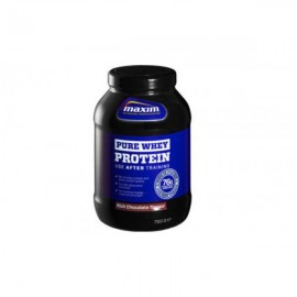 Maxim Pure Whey Protein, Καθαρή Πρωτεϊνη ορού Γάλακτος 76g, Γεύση Σοκολάτας 750g