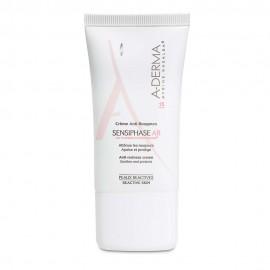 A-Derma Sensiphase AR Creme Anti-Rougeur, για Δέρματα με Κοκκινίλες & Ευρυαγγείες 40ml