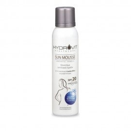 Hydrovit Sun Medium Protection Mousse SPF20 Αντηλιακό Σώματος 150ml