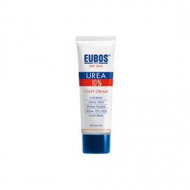 Eubos Urea 10% Foot Cream, Κρέμα Ποδιών 100ml