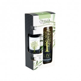 Olivia Gift Set Classic Shampoo 300ml & Conditioner 60ml