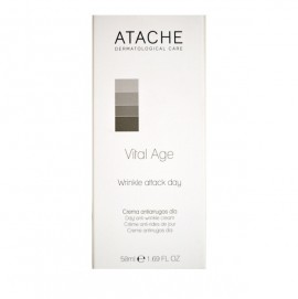 Atache Vital Age Wrinkle Attack Day Anti-Wrinkle Cream 50ml