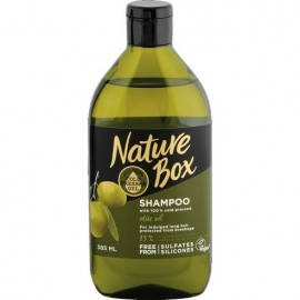 Nature Box Shampoo Olive Oil 385ml