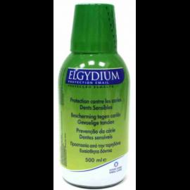 Elgydium Αντιβακτηριακό Στοματικό Διάλυμα με Φθόριο 500ml
