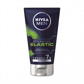 Nivea Men Styling Gel Elastic Τζελ για Δυνατό Κράτημα 150ml