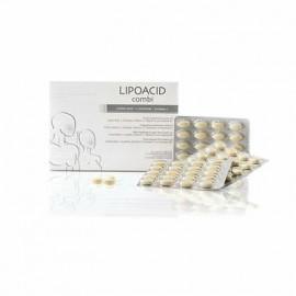 Synchroline Lipoacid Combi , Συμπλήρωμα Διατροφής Κατά του Οξειδωτικού Στρές 60tabs