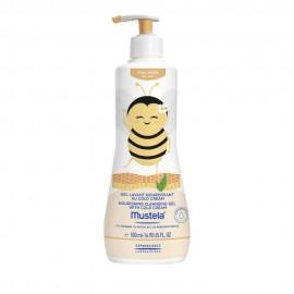 Mustela Nourishing Cleansing Gel With Cold Cream Limited Edition Καθαριστικό Τζελ για Ξηρό Δέρμα σε Σώμα/Μαλλιά 500ml