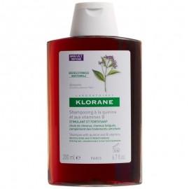 Klorane Shampooing a La Quinine, Σαμπουάν με Εκχύλισμα Κινίνης για Δυνατά Μαλλιά (Τριχόπτωση) 200ml -25%