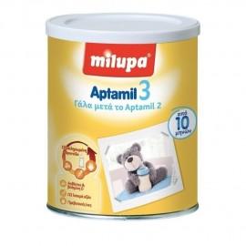 Milupa Aptamil 3 Γάλα για Μωρά από 10 Μηνών, 800gr