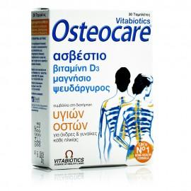 Vitabiotics Osteocare για Υγιή Οστά, Ασβεστιο, Βιταμίνη D3, Μαγνήσιο και Ψευδάργυρος 30Tabs
