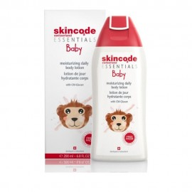 Skincode Baby Moisturizing Daily Body Lotion, Βρεφική Ενυδατική Λοσιόν 200ml