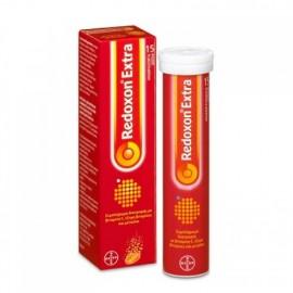 Bayer Redox Extra Συμπλήρωμα Διατροφής 15 Αναβράζοντα Δισκία