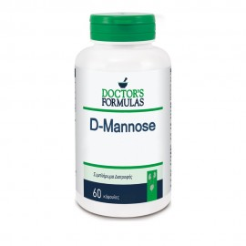 Doctors Formulas D-Mannose 60 κάψουλες