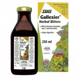 Power Health Floradix Gallexier Σιρόπι για τη Δυσπεψία, Προστασία της Χολής, Ορεξιογονο, 250ml
