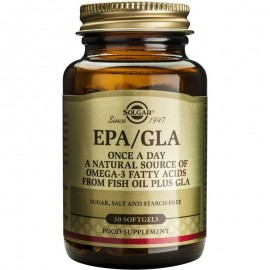 Solgar EPA / GLA Omegas - Ιχθυέλαια 30 Softgels