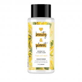 Love Beauty and Planet Conditioner για Ταλαιπωρημένα Μαλλιά με Ylang Ylang & Έλαιο Καρύδας 400ml