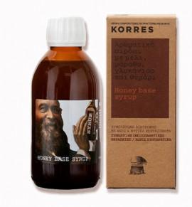 Korres Αρωματικό Σιρόπι με Μέλι, Μάραθο, Γλυκάνισο και Θυμάρι, 200ml