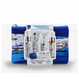 Intermed Luxurious Suncare Mykonos Toiletry Bag 5τμχ