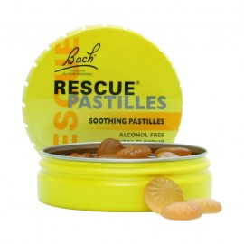 Power Health, Bach Rescue Pastilles Orange & Elderflower Flavour 50gr