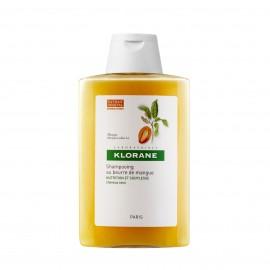 Klorane Shampooing Au Beurre De Mangue Σαμπουάν με Βούτυρο Μάνγκο για Θρέψη στα Μαλλιά 200ml