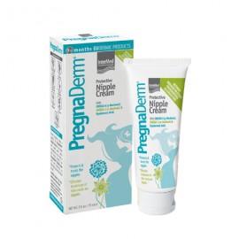 Intermed Pregnaderm Protective Nipple Cream Κρέμα Προστασίας των Θηλών 75ml