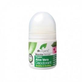 Dr.Organic Aloe Vera Deodorant Φυσικό Αποσμητικό με Αλόη Βέρα 50ml