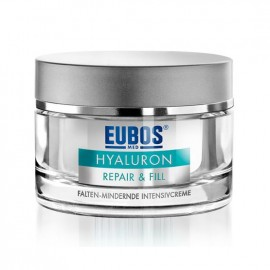 Eubos Hyaluron Repair & Fill Day Multi-Active Cream, Αντιρυτιδική/Ενυδατική Κρέμα 50ml