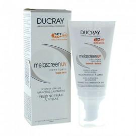 Ducray Melascreen Photoprotection Legere Cream SPF50+ Uva, Αντηλιακή Κρέμα για Κανονικό-Μικτό Δέρμα 40ml